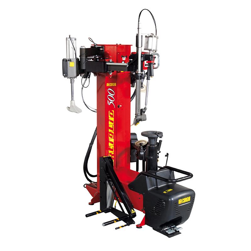 Wheel Alignment Machine >> Artiglio 500 - Duret et Landry | Corghi Canada